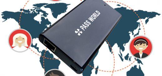 把牆叔當隱形人!PassWorld 全球通雙向翻牆盒
