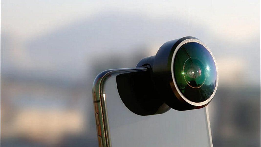 FusionLens 全景 360 度手機鏡頭 香港發售 一「夾」即用又易玩