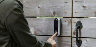 Arlo Essential Video Doorbell Wire-Free 全無線智能門鈴