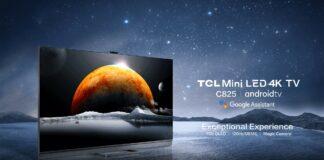 TCL C825 香港新推出,Mini LED 4K TV IMAX Enhanced 認證聲畫雙絕