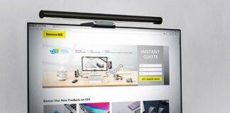 【優惠】 Baseus 電腦燈 香港最新價錢:$88