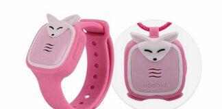 MOGONE TR-400 兒童便攜式電子驅蚊器,售價僅 $58