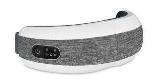 GoRelax 4D 溫感智能按摩眼罩:趕走眼部疲勞好幫手
